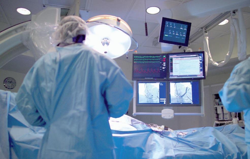 Le TAVI progresse en pays nantais - Cardiologie Pratique